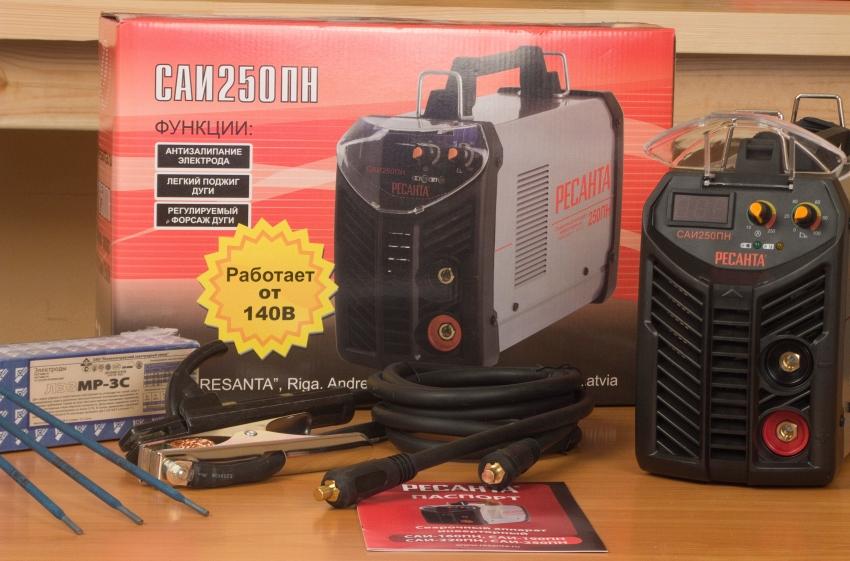 Сварочный инвертор ресанта 190 схема фото 772