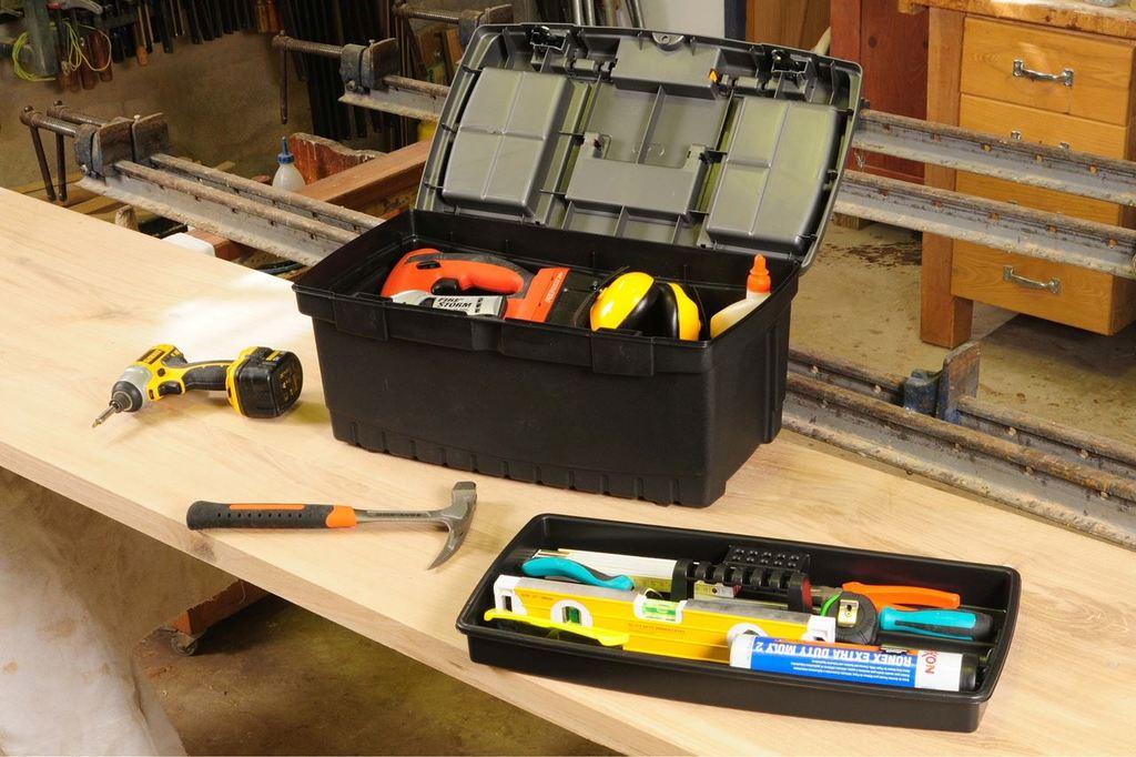 Ящик для инструментов как подарок для мужа - Каталог женских