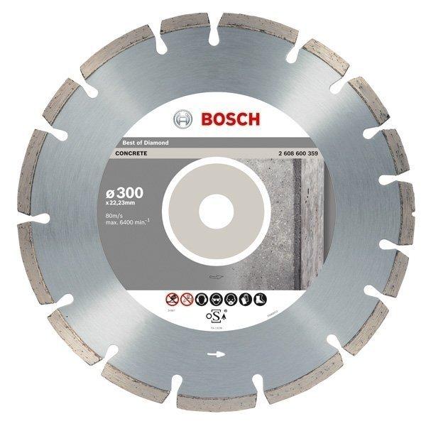 Отрезной круг алмазный Bosch