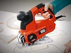 Лобзик Black Decker KSTR8K (Zenit)